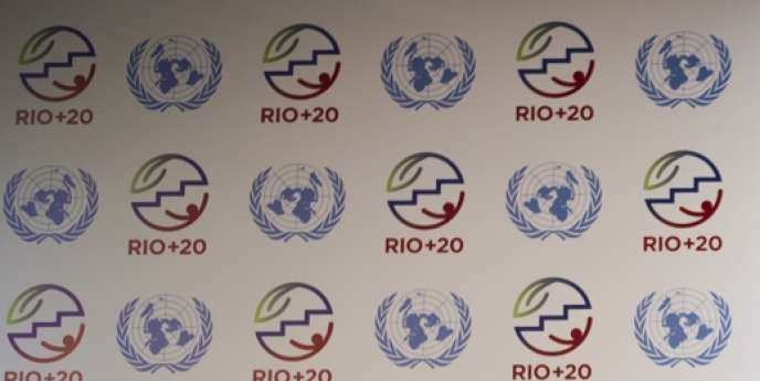 Rio+20, le 20 juin.