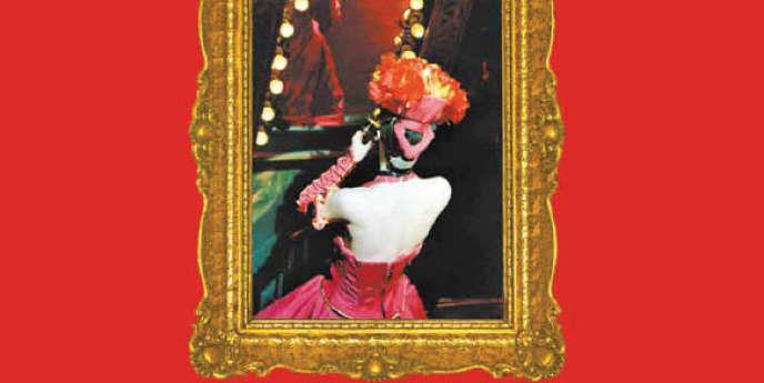 Détail de l'affiche de l'opéra de Georges Bizet,
