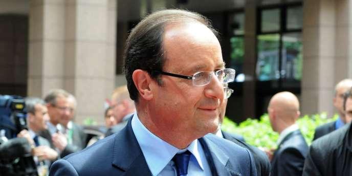 François Hollande. Après son élection, le nouveau président a préféré recevoir quelques patrons français et allemands, ce qui ne l'a pas empêché de voir tel ou tel dirigeant selon les occasions.