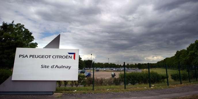 ID Logistics doit implanter deux nouveaux sites à Aulnay-sous-Bois (Seine-Saint-Denis) sur les terrains libérés par la fermeture de l'usine PSA.