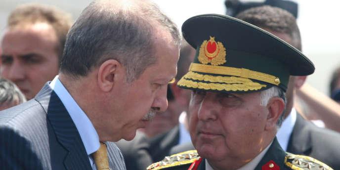 Le premier ministre turc Recep Tayyip Erdogan a affirmé mercredi que la Turquie n'a pas l'intention d'attaquer la Syrie.