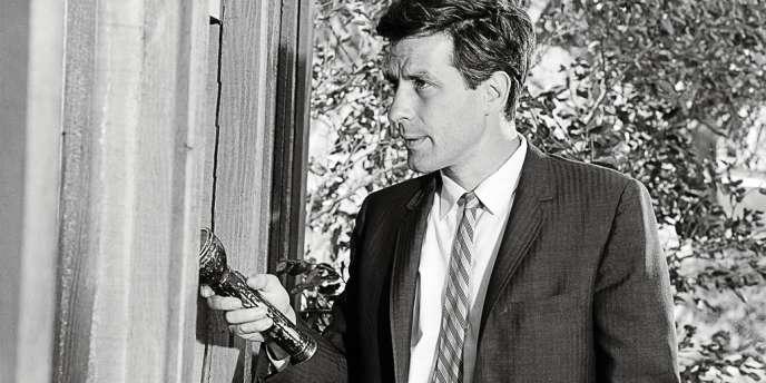 L'acteur et réalisateur John Cassavetes.