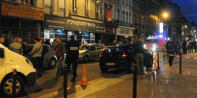 Le 1er juillet, une fusillade faisait deux morts devant une autre discothèque, à Lille.