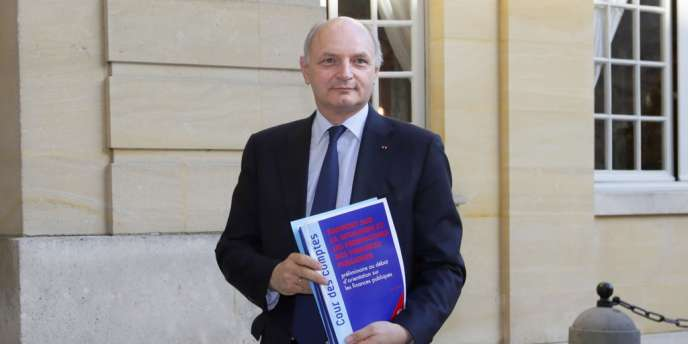 Didier Migaud à son arrivée à Matignon, lundi 2 juillet.