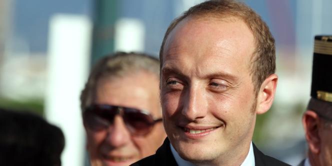 Laurent Marcangeli, 31 ans, est le tout nouveau député UMP de la première circonscription de Corse-du-Sud.