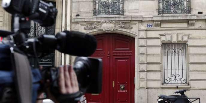 Le domicile et les bureaux de l'ancien président français ont été perquisitionnés mardi dans le cadre de l'affaire Bettencourt.