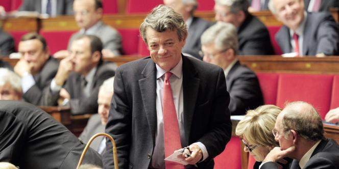 Jean-Louis Borloo le 14 décembre 2010.