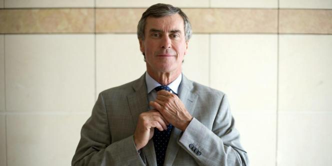 Le ministre du budget Jérôme Cahuzac, le 29 mai.