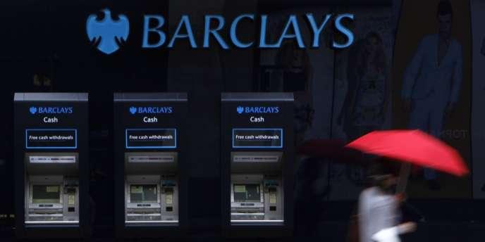 La banque britannique Barclays  a dû payer une amende record de 360 millions d'euros à la suite de l'affaire du Libor.