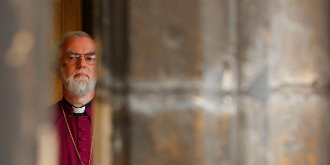 Rowan Williams, l'archevêque de Canterbury.