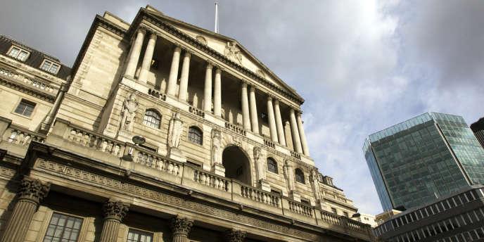 Le vice-gouverneur de la banque d'Angleterre - ici, la façade de l'établissement - a fait part de son ignorance du scandale de la manipulation des taux interbancaires entre 2005 et 2009.