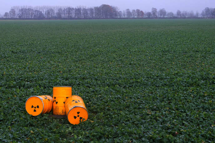 Le volume global des déchets nucléaires français pourrait atteindre 2,7 millions de m3 d'ici à 2030.
