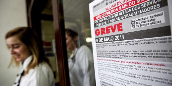 Mercredi 11 juillet, les médecins portugais devraient commencer une grève de deux jours, promettant la plus forte mobilisation depuis vingt ans.