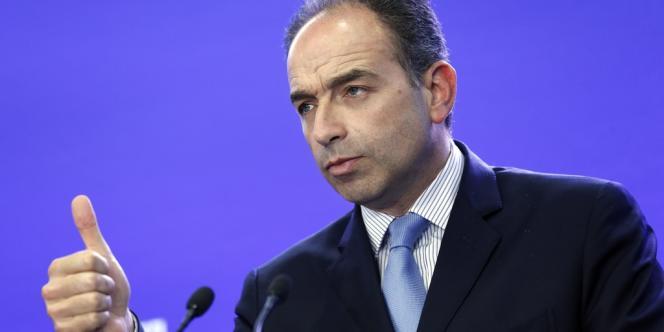Jean-François Copé, le 2 juillet 2012.
