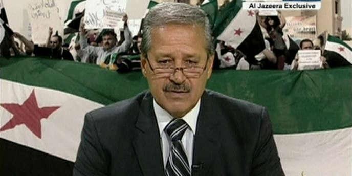 L'ambassadeur de Syrie en Irak, Nawah al-Fares, a démissionné