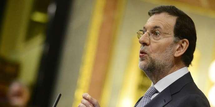 Mariano Rajoy, le président du gouvernement espagnol, a annoncé un plan de rigueur avec à la clé 65 milliards d'euros d'économies en deux ans.