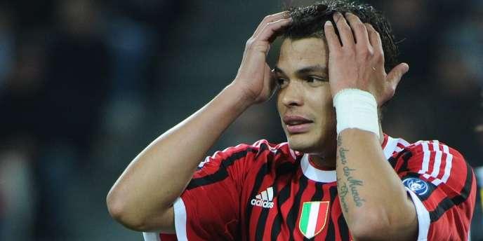 Le défenseur brésilien Thiago Silva quittera le Milan AC pour Paris à la saison prochaine.