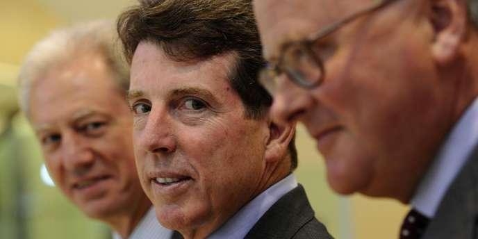 Bob Diamons a démissionné de Barclays en juillet.