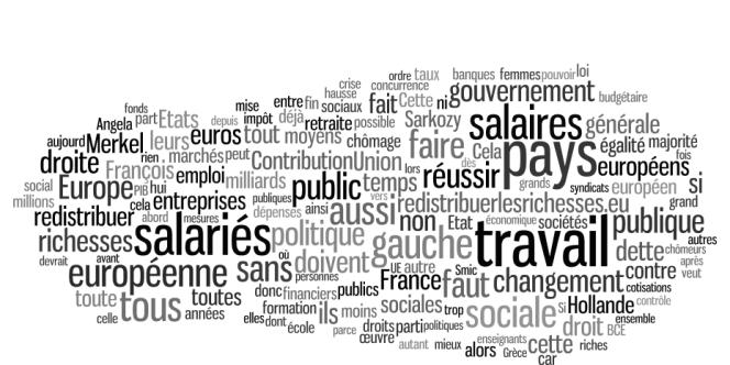 Contribution de Gérard Filoche en vue du congrès du PS 2012.
