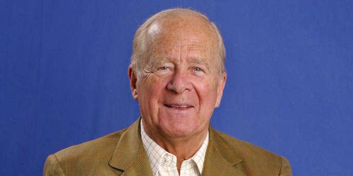 Jean François-Poncet en septembre 2003.
