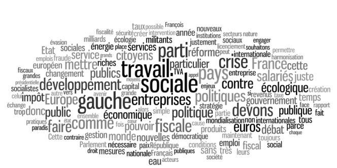 Contribution de Marie-Noëlle Lienemann en vue du congrès PS 2012.