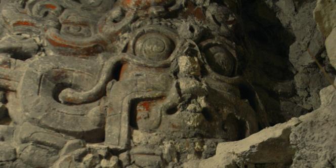 Une équipe d'archéologues a découvert au Guatemala les vestiges d'un temple maya dédié au