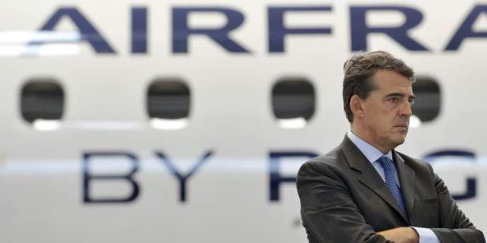 « Le temps presse », a déclaré Alexandre de Juniac, PDG d'Air France-KLM, lors de son audition, mardi 30 septembre, devant la commission du développement durable de l'Assemblée nationale.