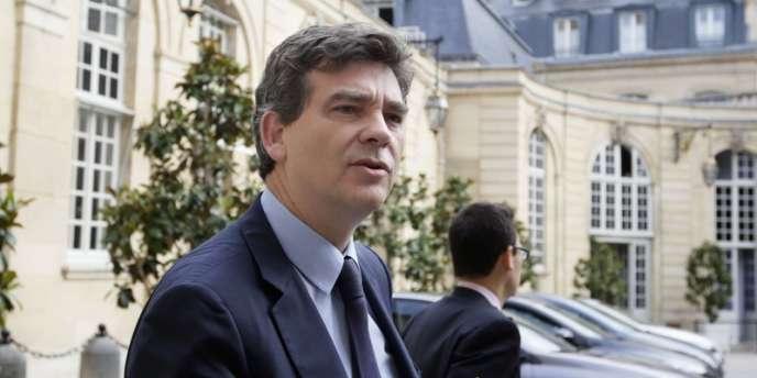 Arnaud Montebourg, le ministre du redressement productif, a reçu le mercredi 18 juillet Philippe Varin, le président du directoire de PSA.
