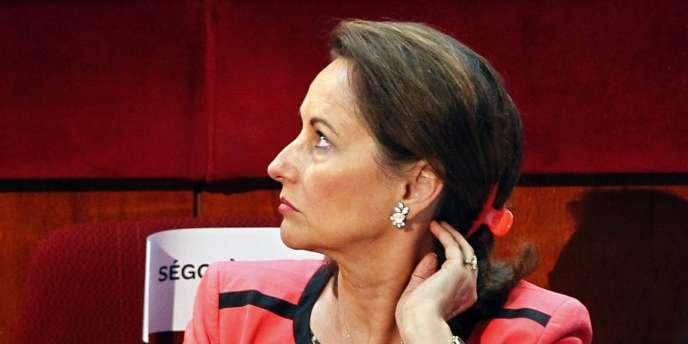 Ségolène Royal, le 10 juillet 2012.
