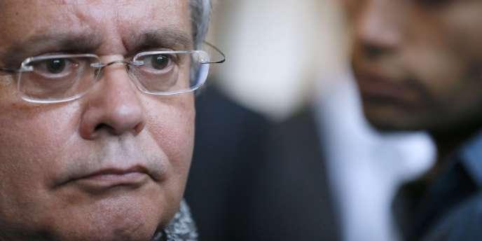 Le maire d'Aulnay-sous-Bois, Gérard Ségura.