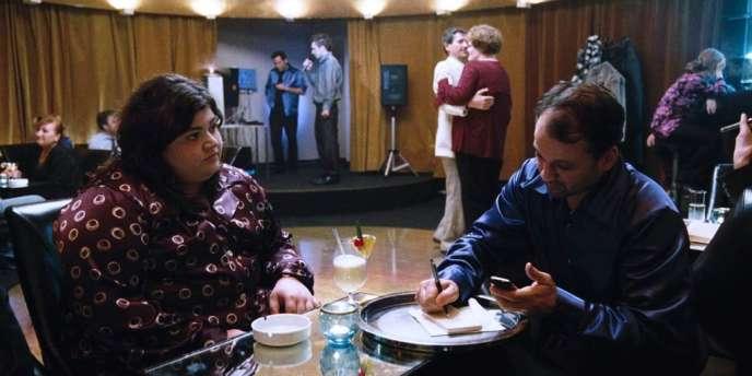 Une scène du film hongrois