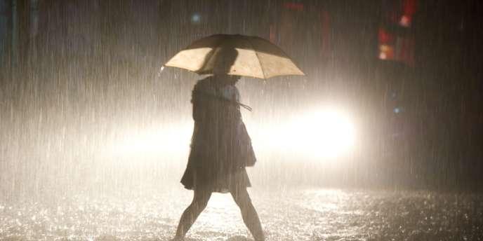 La capitale chinoise a reçu en moyenne environ 170 millimètres de pluie, a précisé l'agence officielle Chine nouvelle.