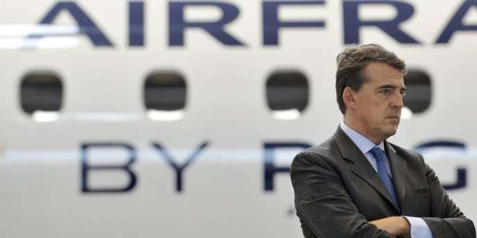« Il faut sortir de ce conflit. Le plus tôt sera le mieux », s'est écrié  Alexandre de Juniac, le PDG d'Air France-KLM, lundi 15 septembre.