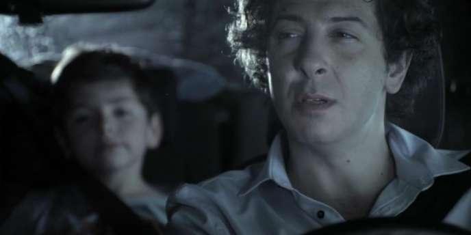 Capture d'écran d'un des trois spots de la campagne de prévention routière lancée par Assureurs Prévention.