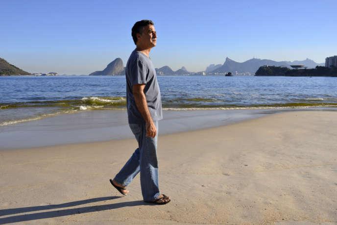 Pedro Louro, Architecte portugais installe a Niteroi, en face de Rio de Janeiro.