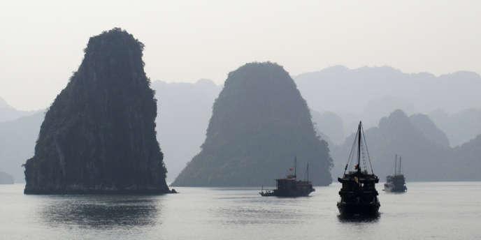 Le Vietnam, et notamment la baie d'Along, fait partie des quatre principales destinations asiatiques des Français.