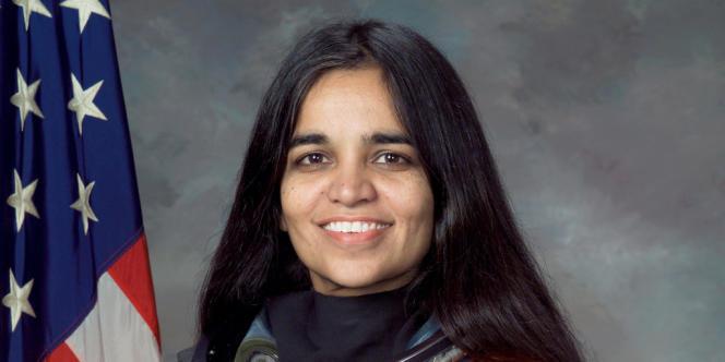 L'astronaute américaine, née en Inde, Kalpana Chawla.