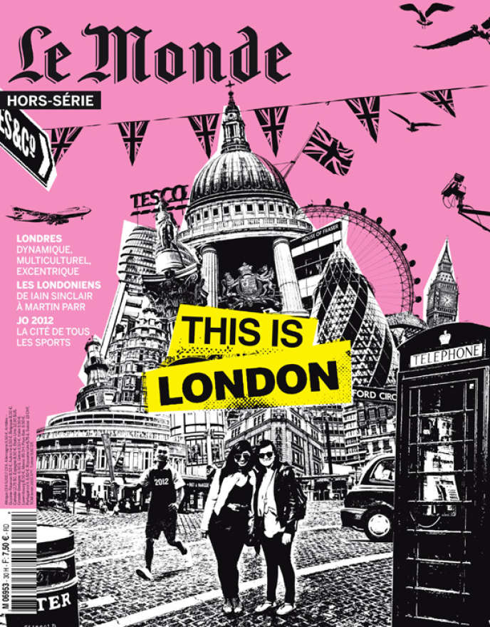 Couverture du hors-série This is London.