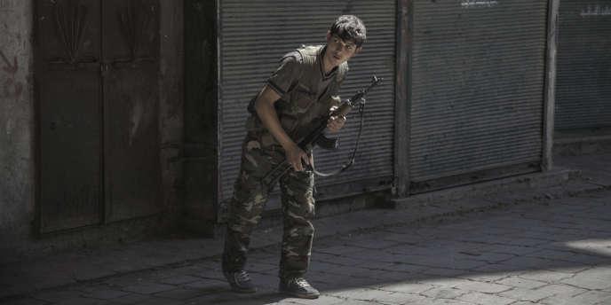 Alep, le 24 juillet.