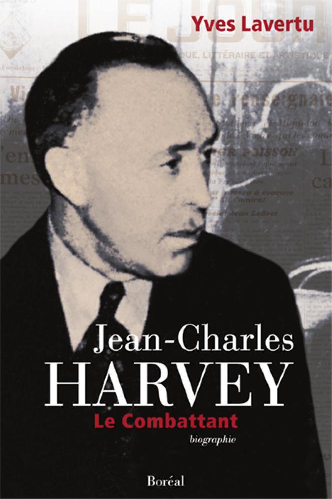 Couverture du livre d'Yves Lavertu,