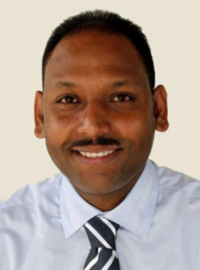 Le député du MoDem Thierry Robert