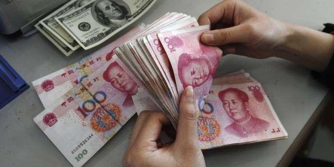 Même s'ils restent encore très minoritaires dans la part des investissements étrangers en France, les flux d'argent venus de Chine ont explosé depuis 2005, souligne un rapport de la Banque de France.