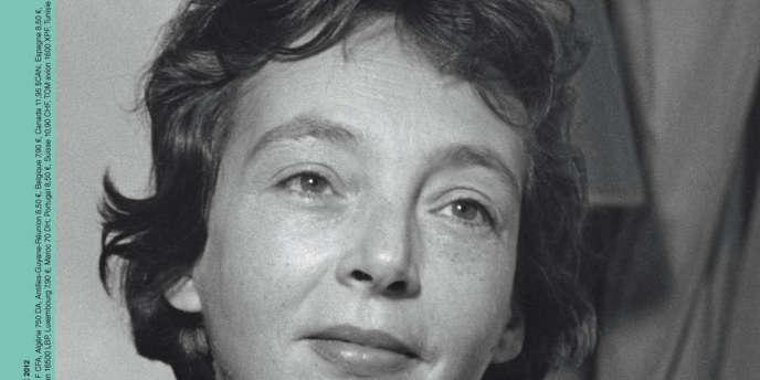 Photo de couverture du hors série consacré à Marguerite Duras