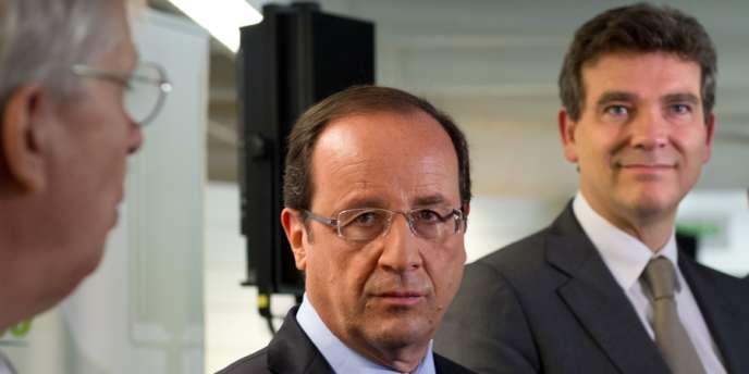 M. Hollande avait annoncé pendant la campagne dans le cadre de sa réforme fiscale l'alignement de la fiscalité du capital sur celle du travail.