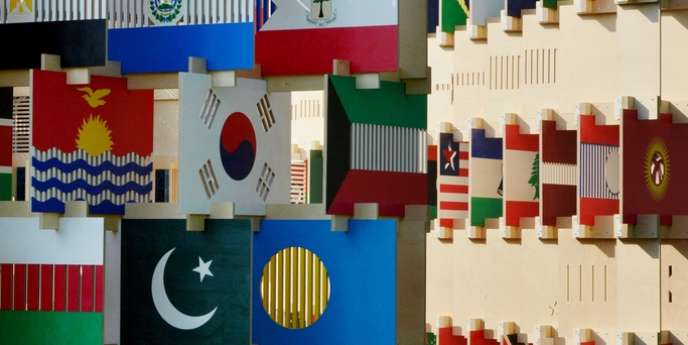 Les sondés distinguent quatre grands groupes de pays parmi les 26 examinés.
