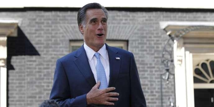 Le candidat républicain à la présidentielle américaine a exprimé ses doutes sur le degré de préparation des Jeux de Londres.