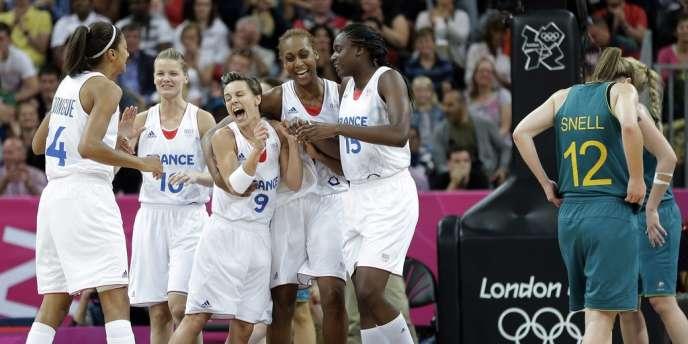 Les basketteuses françaises affrontent les Russes en demi-finale du tournoi olympique.
