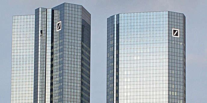 Des mesures auraient été prises à l'encontre de membres de la banque allemande ayant participé à la manipulation du taux interbancaire.