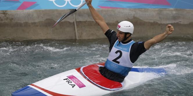 Le triple champion olympique de canoë, qui a raccroché ses pagaies l'automne dernier, deviendra membre de plein droit du CIO pour huit ans, après un vote formel en juillet à Lausanne.