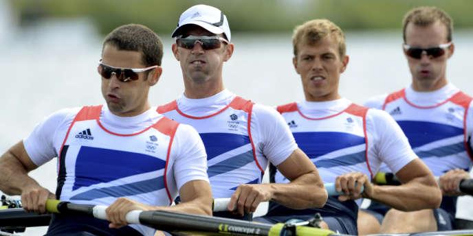 L'aviron, sport de l'aristocratie britannique ?